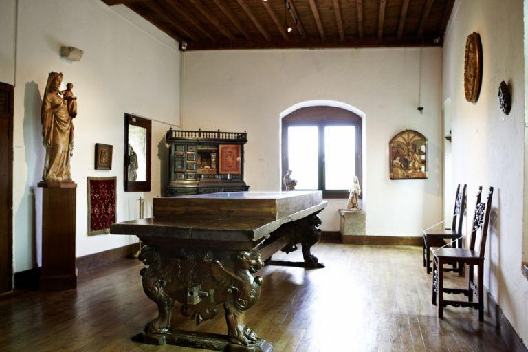 les salles du musée Rignault