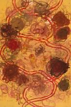 «Parcours sinueux - personnages (I) », 2006 RIGAL