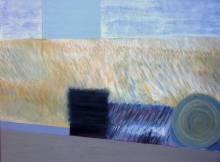 Territoire 31 - 11 - Huile sur toile - 81 x 60 cm - 2011