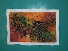 sans titre, 50*65 cm, gouache sur papier, 2011