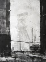 Mireille REQUISTON monotype (encre sur papier) 83 x 63 cm_355x480